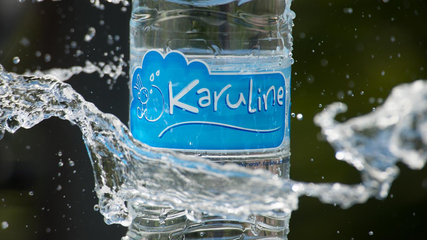 Une eau pure a partager